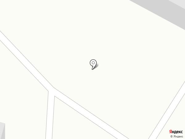 Автолюб на карте Петропавловска-Камчатского