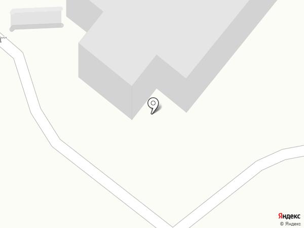 TOYOTA ЦЕНТР на карте Петропавловска-Камчатского
