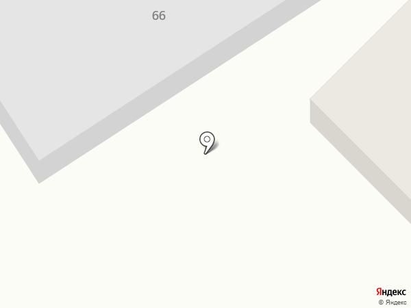 Автоцентр на карте Петропавловска-Камчатского
