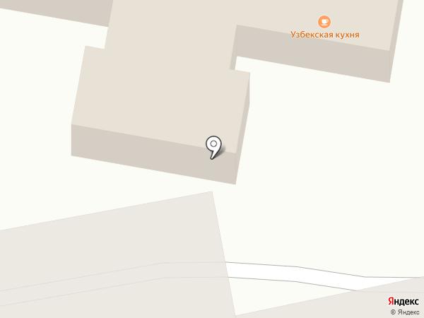 Копирочка на карте Петропавловска-Камчатского