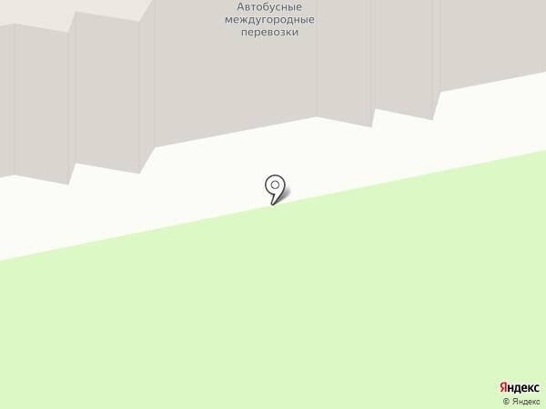 Судоремсервис на карте Петропавловска-Камчатского