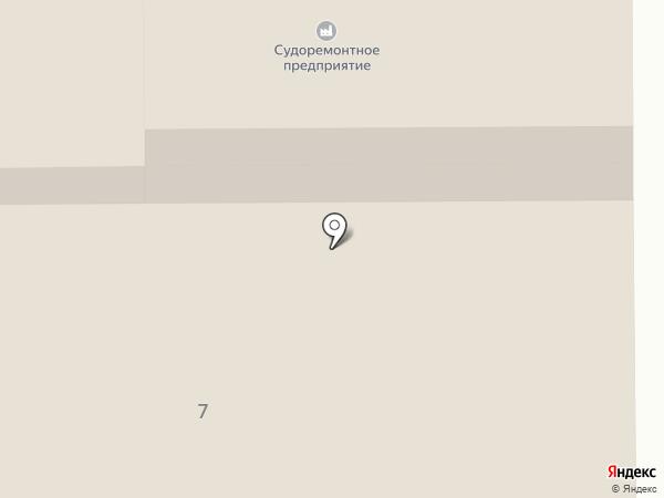 СКТВ на карте Петропавловска-Камчатского