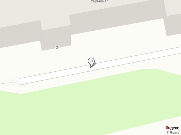 Банкомат, Райффайзенбанк на карте Петропавловска-Камчатского