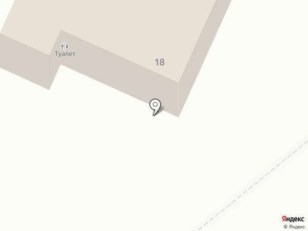 Эдельвейс на карте Петропавловска-Камчатского