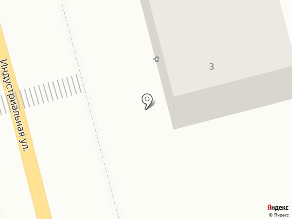 Библиотека №2 на карте Петропавловска-Камчатского