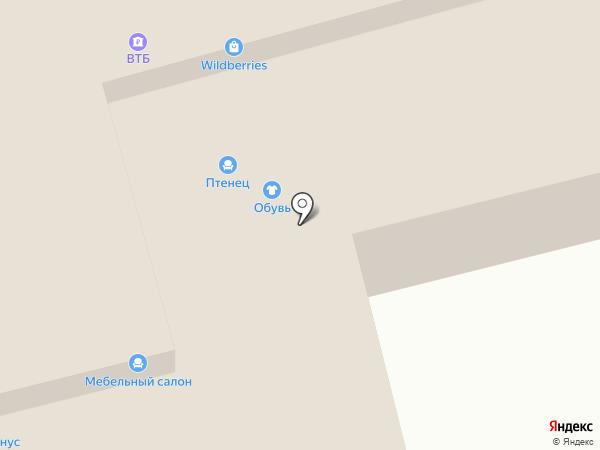 Мастерская на карте Петропавловска-Камчатского