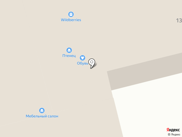 Лидер-Авто, ЧОУ на карте Петропавловска-Камчатского