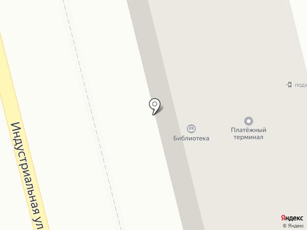 Лидер-Авто, НОУ на карте Петропавловска-Камчатского
