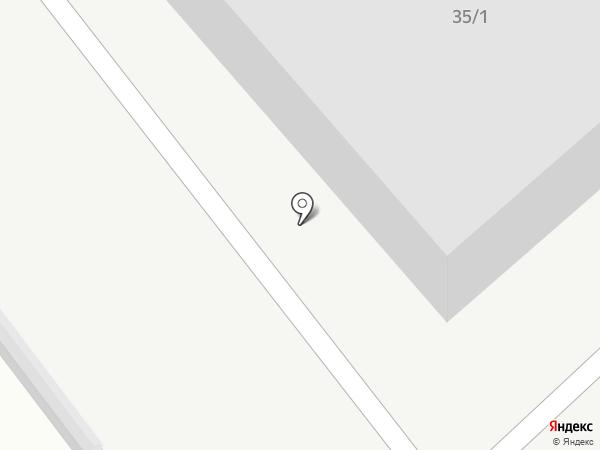 Тогос на карте Петропавловска-Камчатского