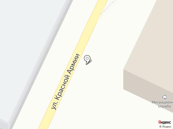 Отделение полиции по Балтийскому району на карте Балтийска