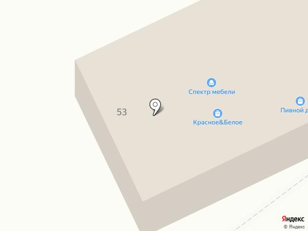 Пивной двор на карте Балтийска