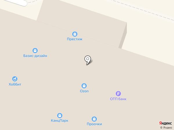 iсессуар на карте Балтийска