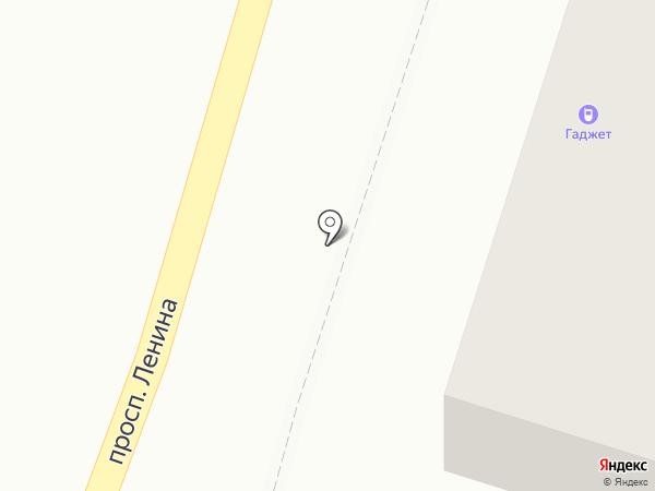 Весёлая Расчёска на карте Балтийска