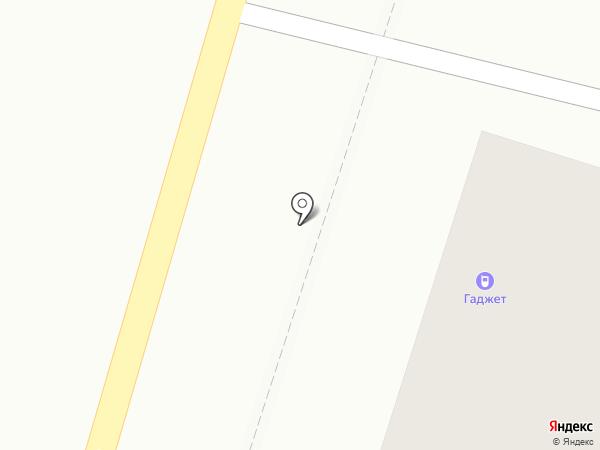 Гаджет сервис на карте Балтийска