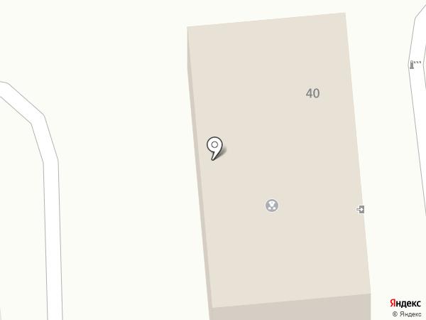 Служба одного окна на карте Янтарного