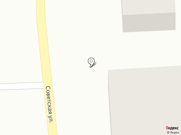 Магазин хозяйственных товаров на карте Янтарного