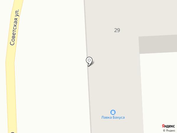 Торгово-выставочтный центр на карте Янтарного