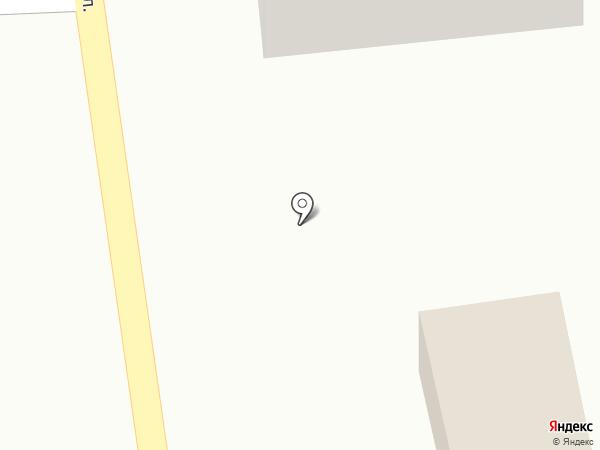 Лагуна на карте Янтарного