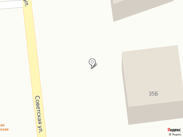 SprintContact на карте Янтарного