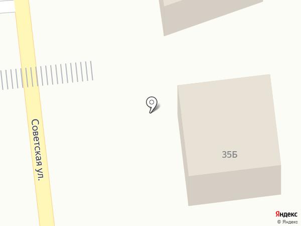 Фортуна на карте Янтарного
