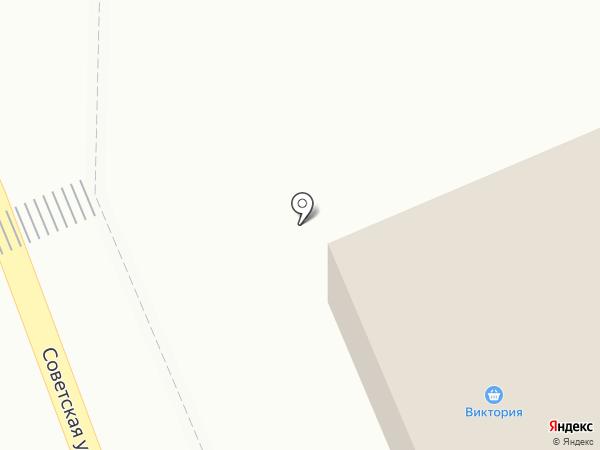 Импульс на карте Янтарного