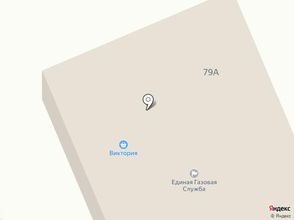 Магазин мебели на Советской на карте Янтарного