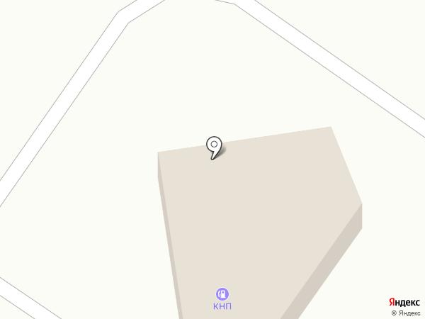АЗС СургутНефтеГаз на карте Янтарного