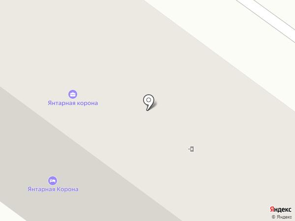 П*ВО на карте Янтарного