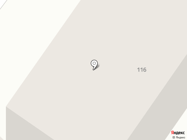 Парикмахерская на карте Янтарного