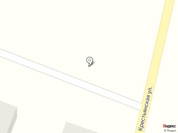 Продуктовый магазин на карте Донского