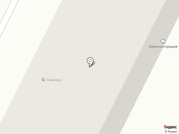 Стиль на карте Донского