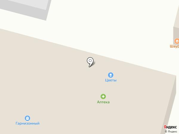 Магазин на карте Донского