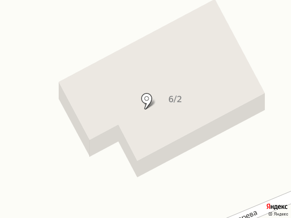 Георгенсвальде на карте Светлогорска