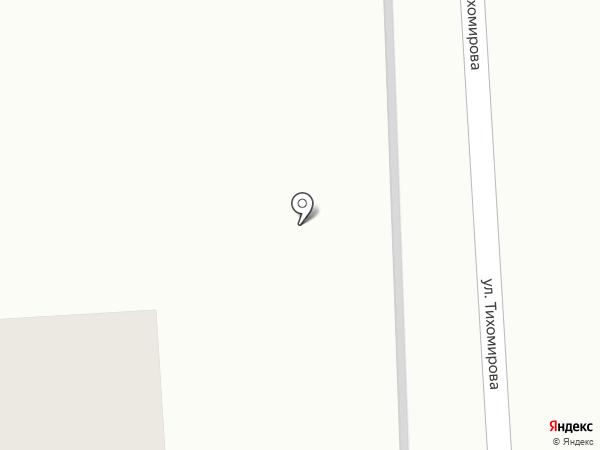 Отрадное на карте Светлогорска