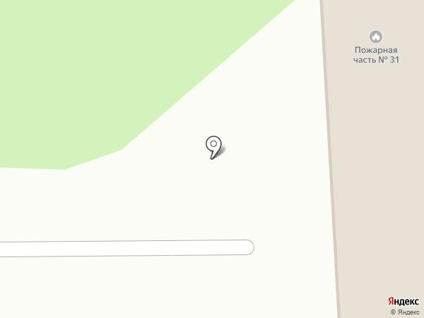 Пожарно-спасательная часть №31 Светловского городского округа на карте Светлого