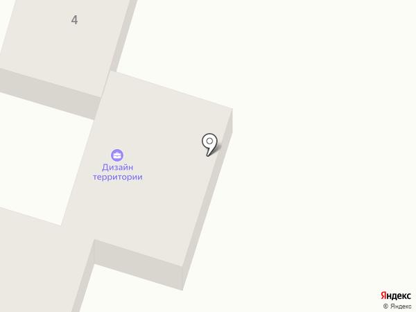 Компания по дизайну территории на карте Светлого
