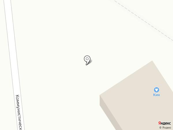 КИН на карте Светлого