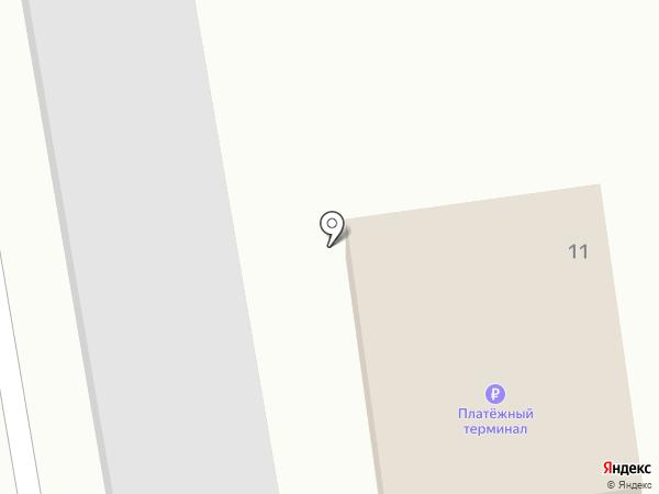 Продуктовый магазин на карте Светлого