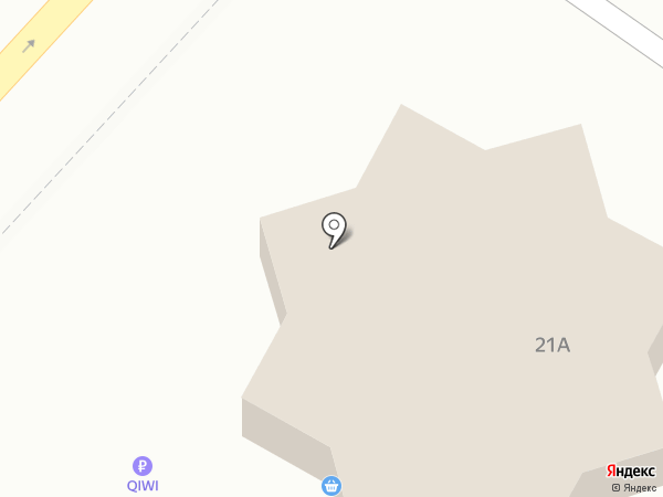 Лилия на карте Светлого