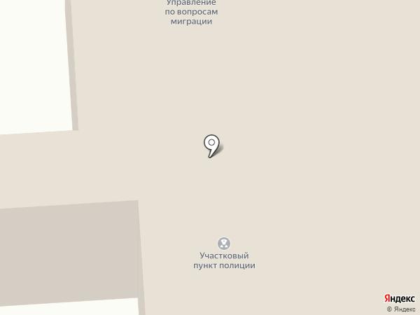 Отдел полиции по Светловскому городскому округу на карте Светлого