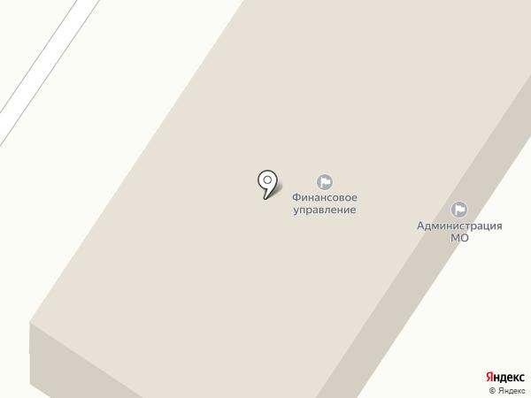Финансовое управление, Администрация Светловского городского округа на карте Светлого