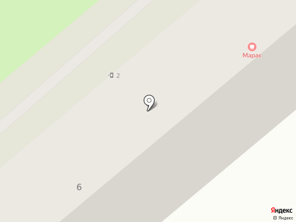 Марак на карте Светлого