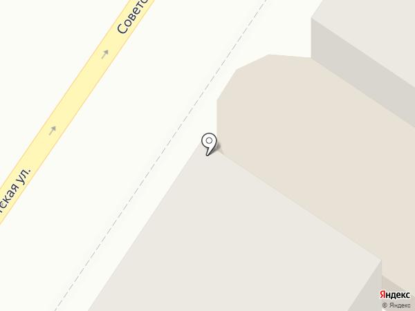 Домовенок на карте Светлого