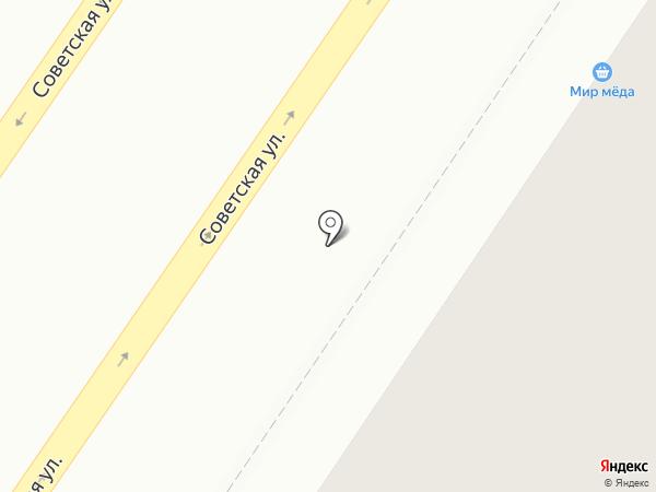 Жилищно-коммуннальное агентство, МКУ на карте Светлого
