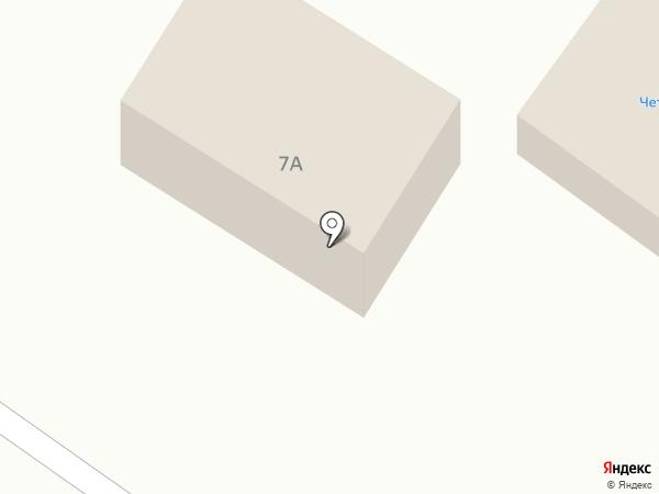 Майбах Хлеб на карте Светлого