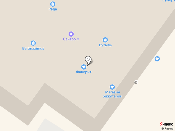 ТИС-Диалог на карте Светлого