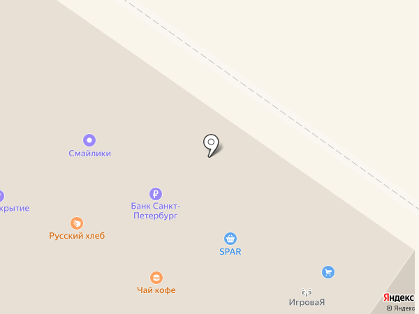 SPAR на карте Светлого