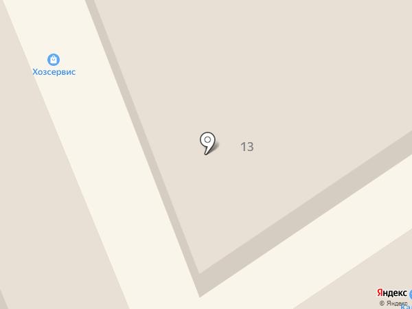 Гурьевские колбасы на карте Светлого