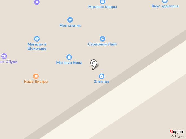 Слонотоп на карте Светлого