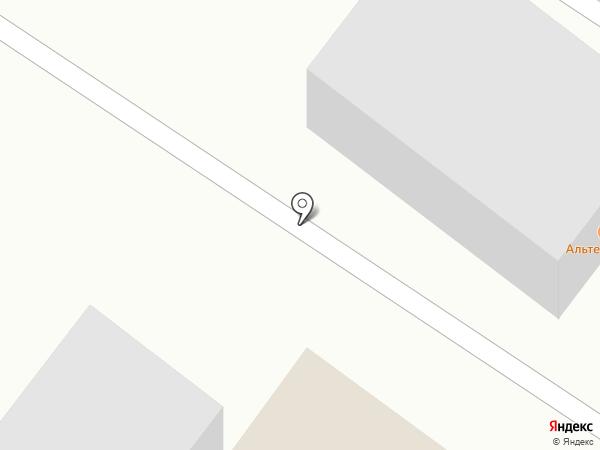 Ellen на карте Светлого